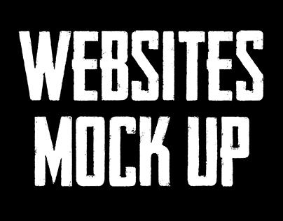 Websites Mock up