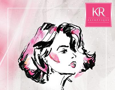 KR Esthétique Illustration