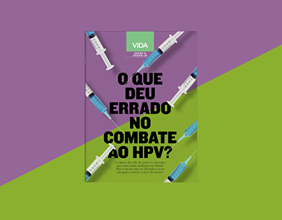 Revista Época - HPV