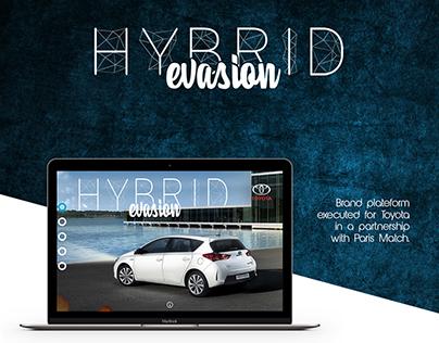 HYBRID EVASION