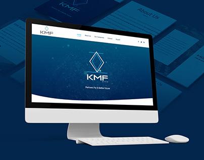 KMFGroup Website Company