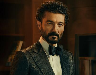 Kahled Al Nabawi for ELLE Arabia