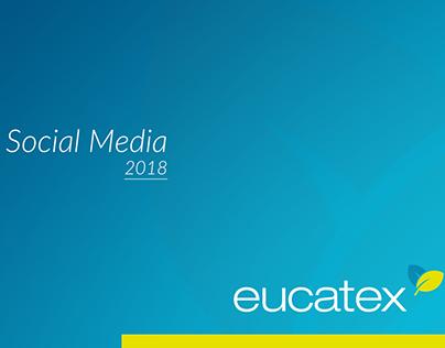 Social Media Eucatex - 2018