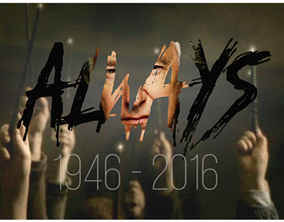 Always - Severus Snape // Alan Rickman - RIP