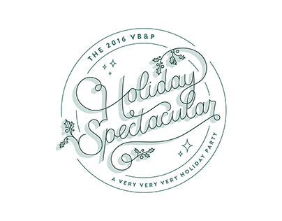 The 2016 VB&P Holiday Spectacular