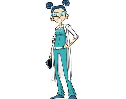 Dr. Li - Phd Xenogentics