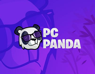 PC Panda.in | Branding and Identity