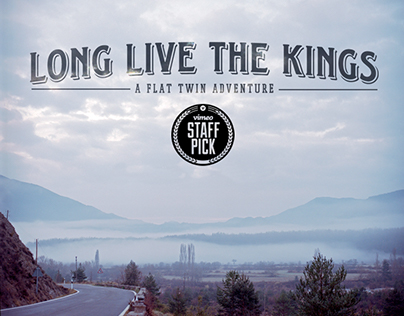 Long Live The Kings - A flat twin adventure