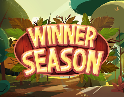 Winner season slot machine