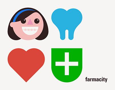 Farmacity. I (Heart) Farmacity