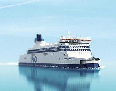 P&O Ferries TVC