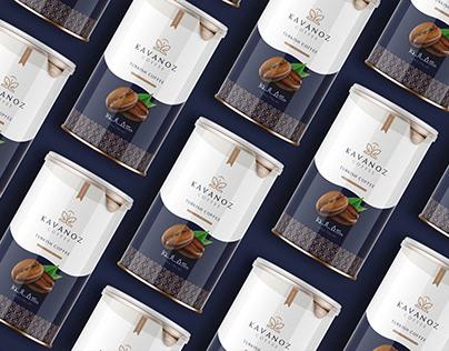 KAVANOZ COFFEE   Branding and packaging