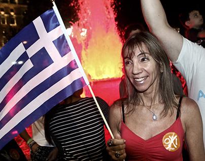 2014-15 The big change of modern Greece