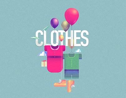 Earth Balloon - Shopping campaign - Conceptual