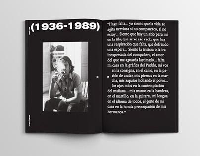 Editorial - Alfredo Zitarrosa