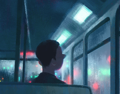 The New York Times: 2000 Hours on a Public Bus