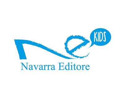 Logo Navarra Editore for Kids