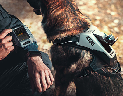 K100, K9 Dog & Police Communication System