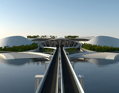 RAY DUBAI - Sport Island Concept