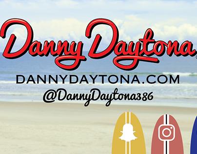 Danny Daytona Business Cards