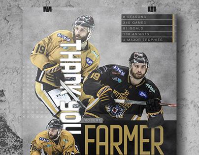 Robert Farmer Poster - Personal
