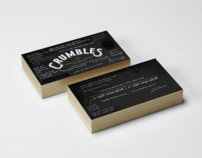 Crumbles Brand Development