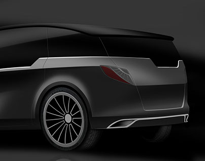 Car Design Project- Sketches