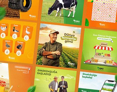Social Media Agriculture