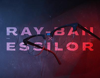 Ray-Ban x Essilor
