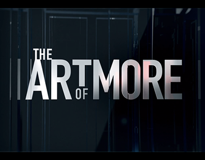 THE ART OF MORE - TITLE SEQUENCE