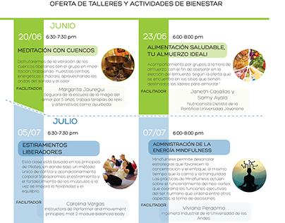 Cronograma Proyecto Nutrición Emocional
