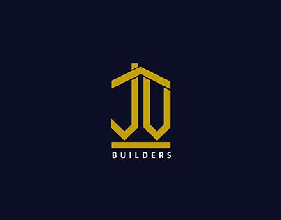 JV BUILDERS LOGO