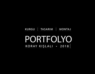 Video Tasarım, Portfolyo / Showreel