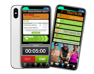 UI/UX - Mobile Fitness iOS Apps