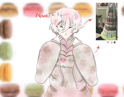 Macaron Naoki