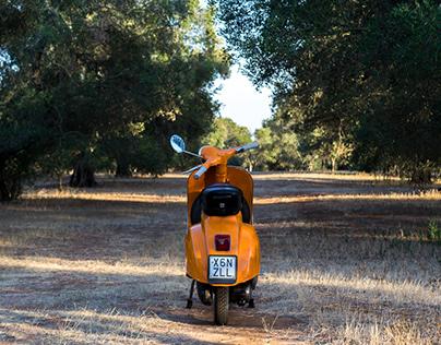 Road to Pisignano