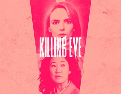 Killing Eve - Movie Poster Design