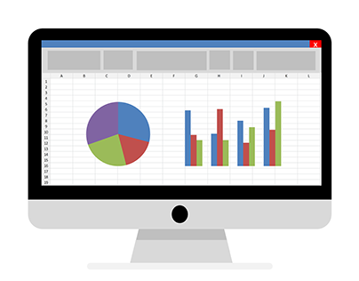 Microsoft Excel, Sales Dashboard