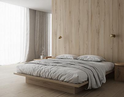 bedroom #1c