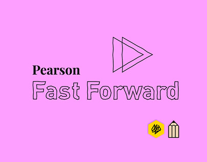 D&AD New Blood Pencil Winner (Pearson FastForward)