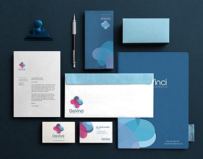 Clinica Davinci - Branding