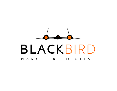 Blackbird Marketing Digital (Identidade Visual)