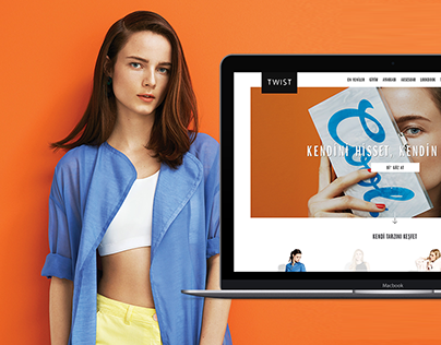 Twist E-commerce UI / UX Design