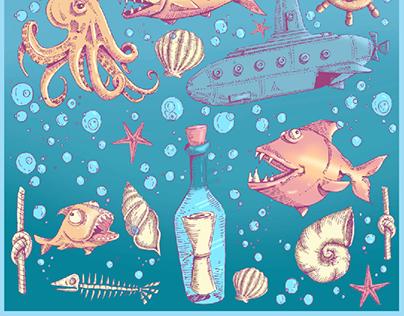 Submarineando