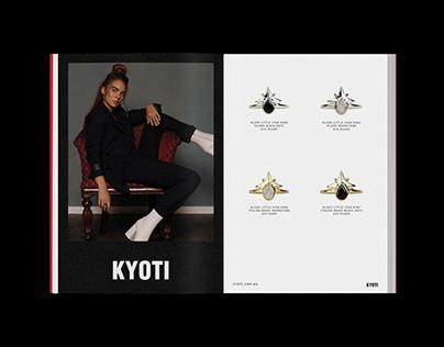 Kyoti / Lookbook