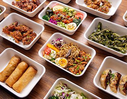 Momo Roku   Food