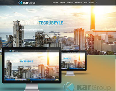 Kar Group Web Design