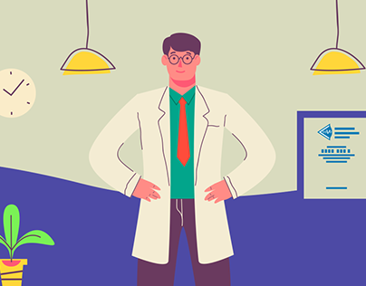 Suntime Optometric Vision Therapy | Motion Graphic