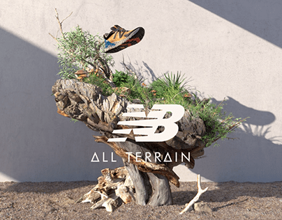 New Balance: 850 All Terrain and Hierro