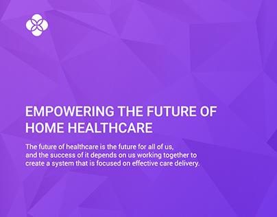 Cova Care - HealthCare Startup UI/Ux